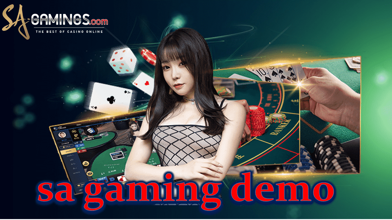 sa gaming demo